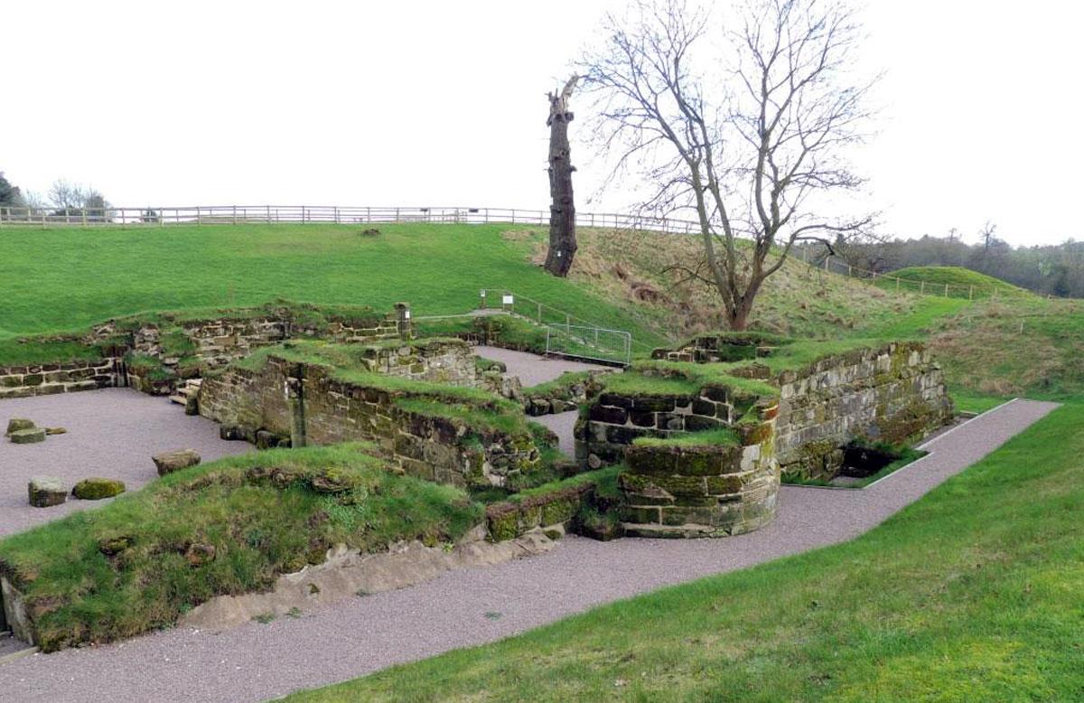 Dunsmore Living Landscape Bagots Castle