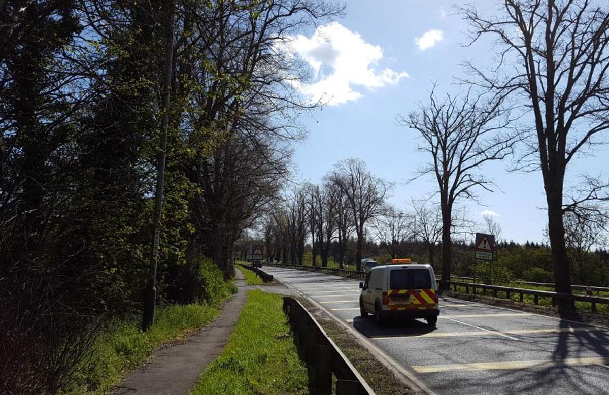Dunsmore Living Landscape gallipoli war memorial