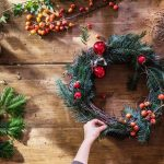 Dunsmore Living Landscape natural wreath making