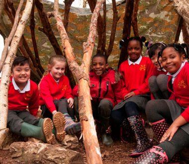 Dunsmore Living Landscape schools