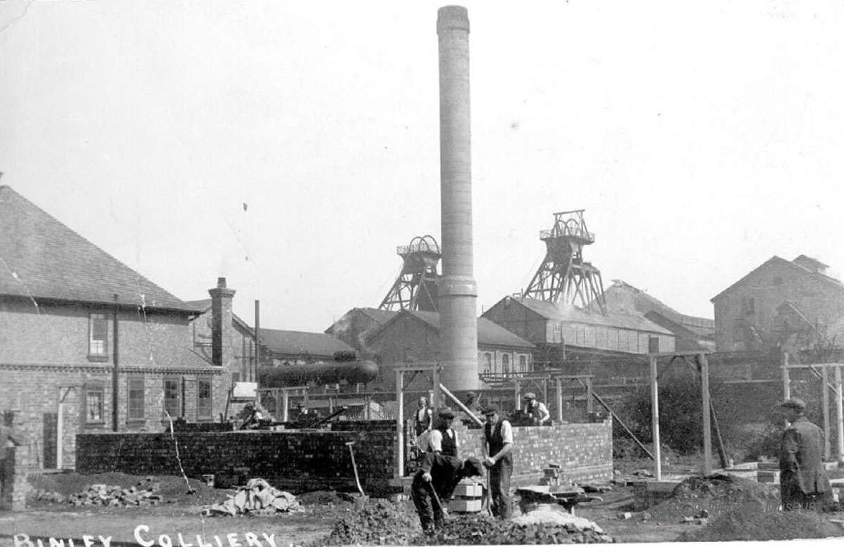 Dunsmore Living Landscape Binley Coal Mine
