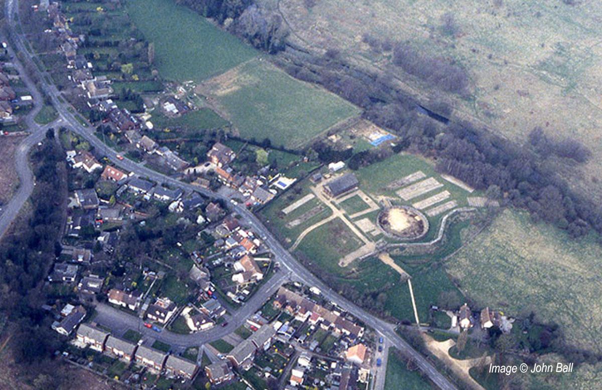 Dunsmore Living Landscape Lunt Roman Fort